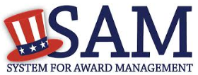 System for Award Management Logo